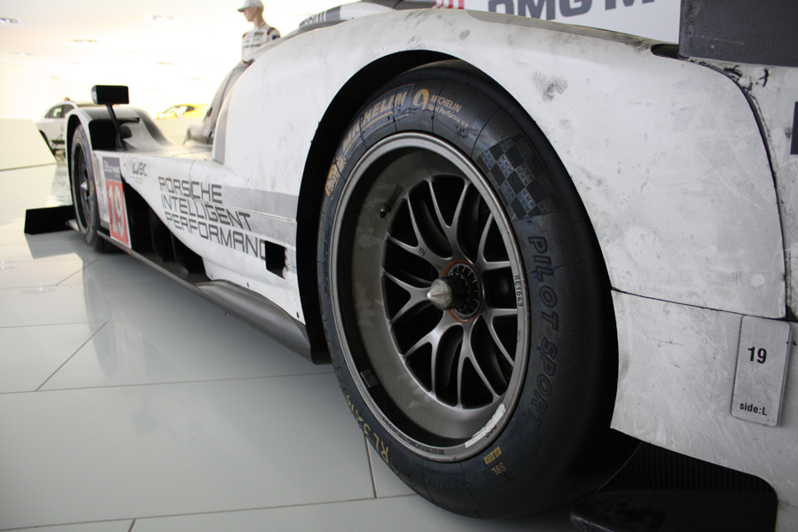 "Porsche 919 ""Heidi"" – Photo credit: Carson White"