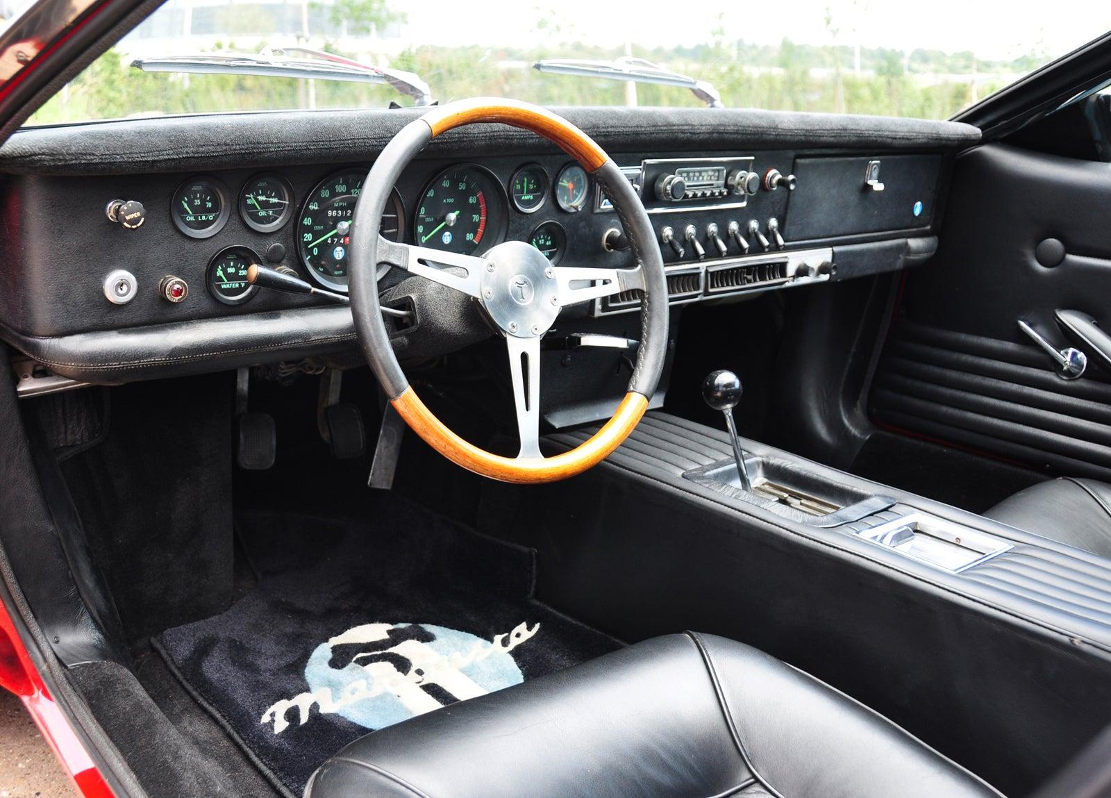 A Car To Kill The Cobra 1969 De Tomaso Mangusta Americas Mini Cooper Engine Diagram Names Motor Mouth Blog
