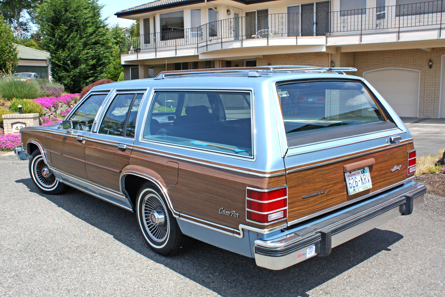 driven by dad the 1983 colony park wagon america 39 s car museum. Black Bedroom Furniture Sets. Home Design Ideas