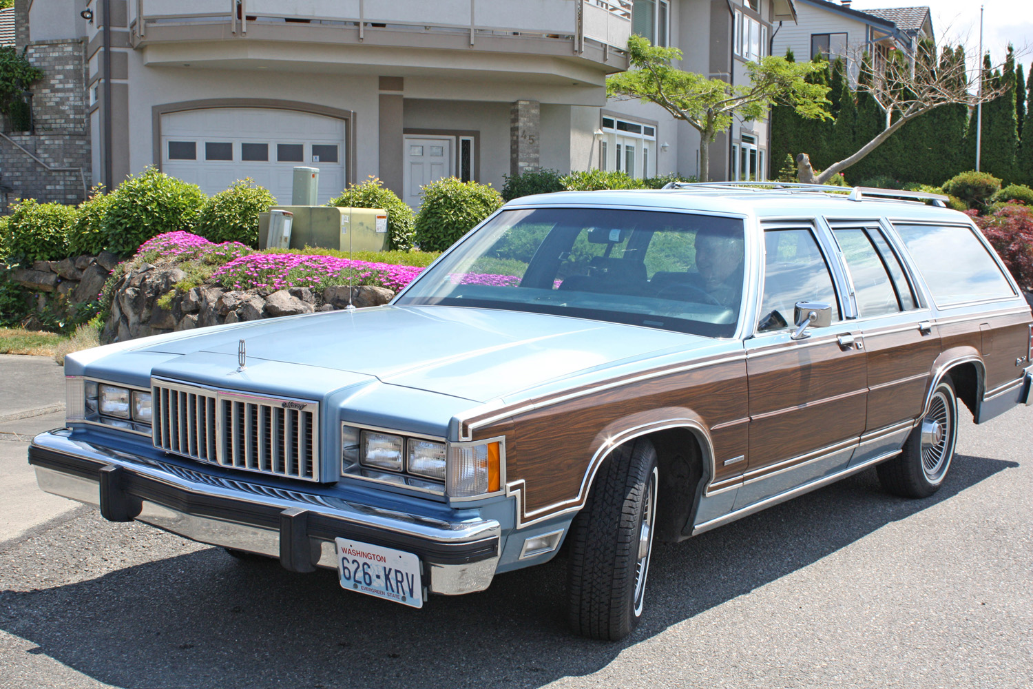 driven by dad  the 1983 colony park wagon