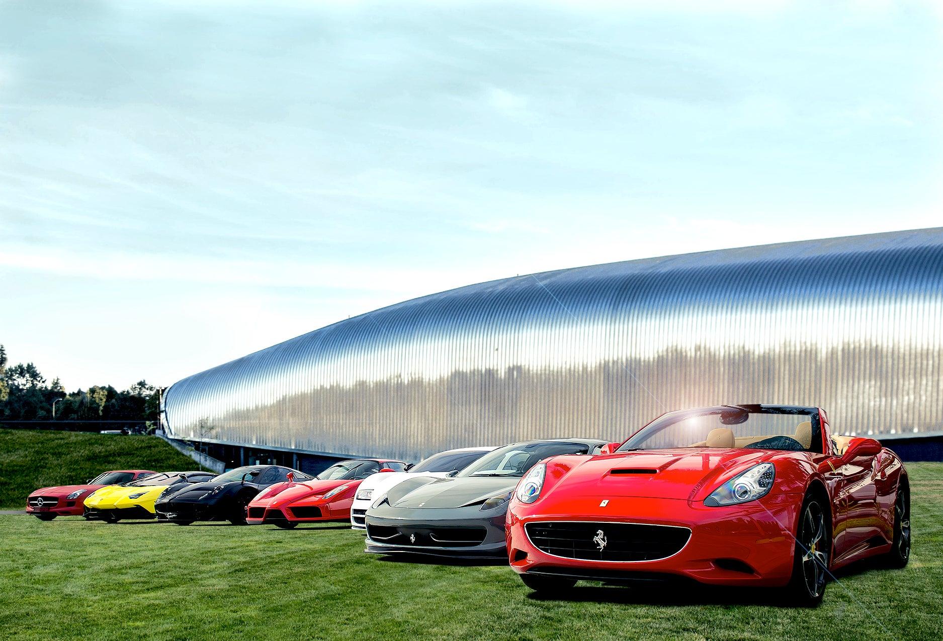 Exotic Meet Acm America S Car Museum