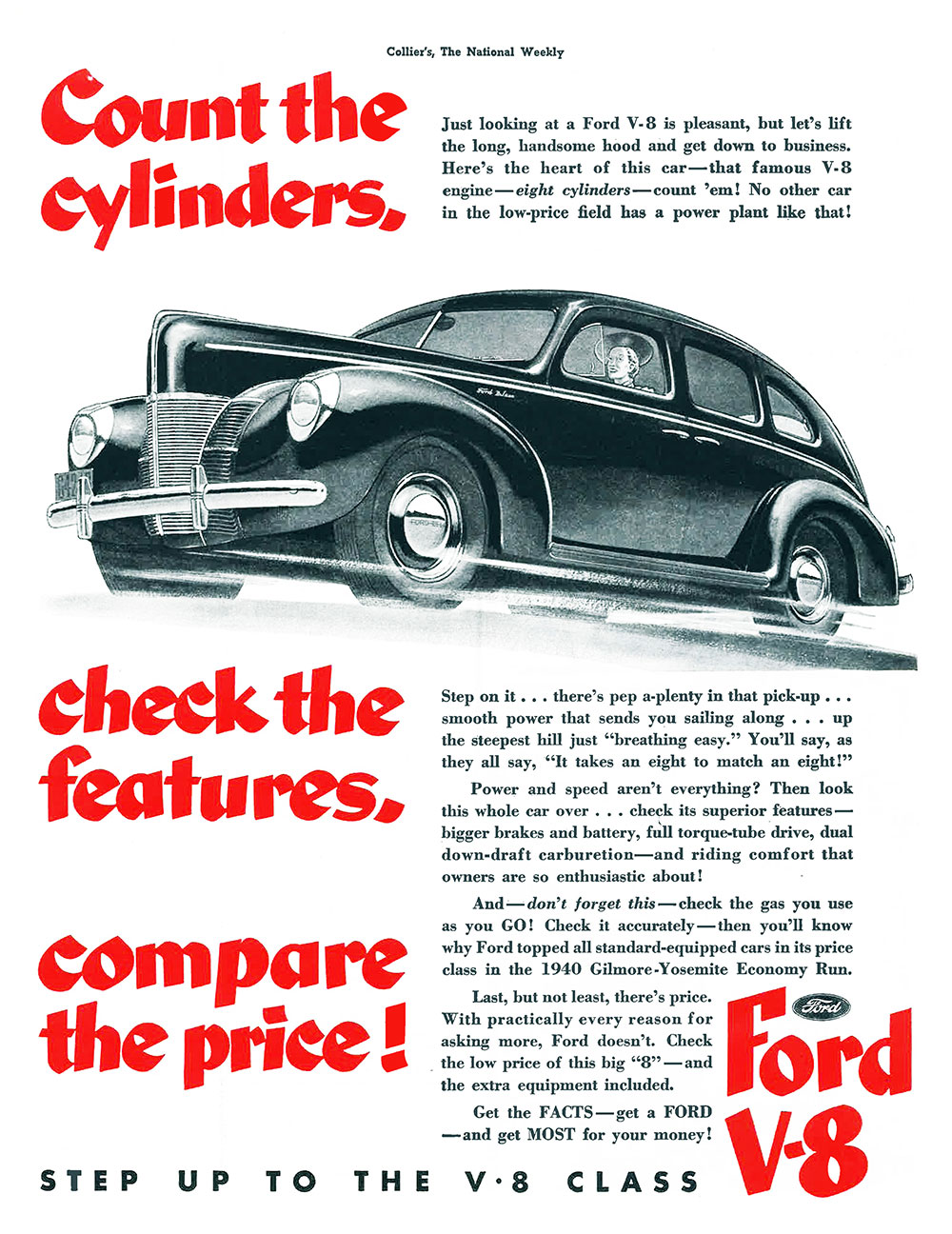 If Cars Could Talk - Recapturing the Automotive Market: Henry Ford ...
