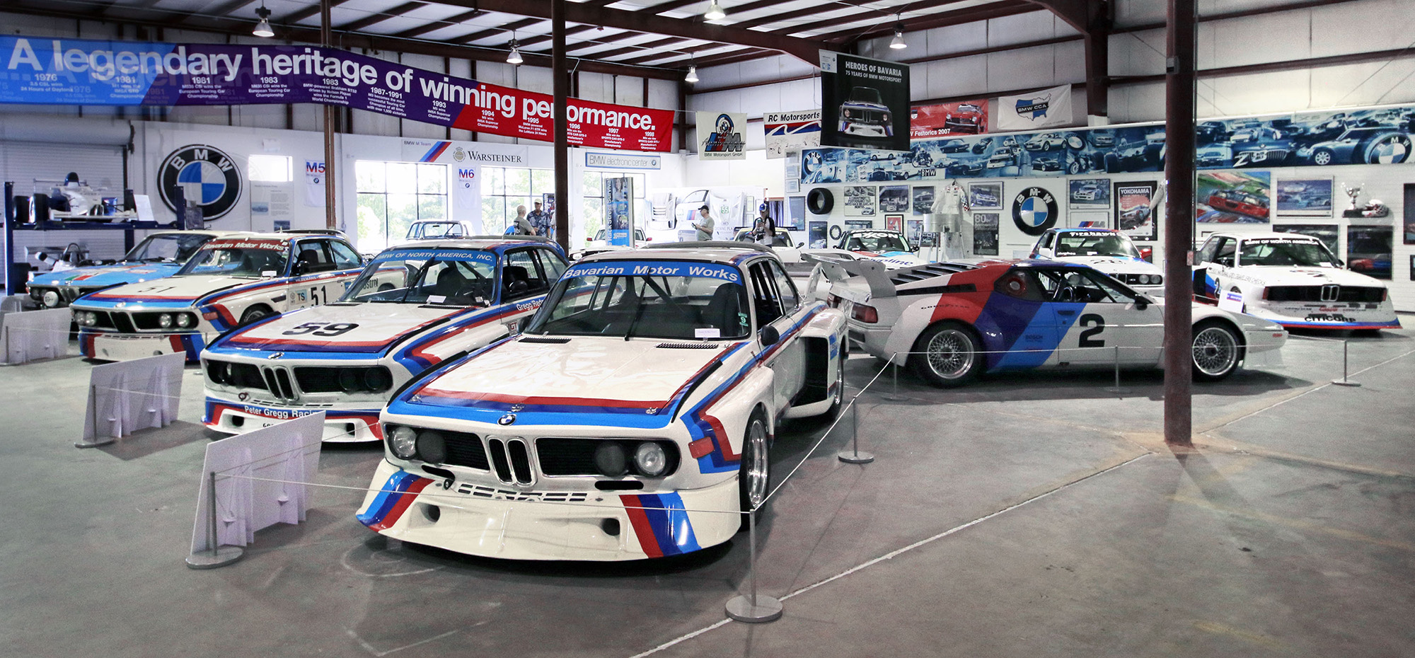 Heroes Of Bavaria Campaign America S Car Museum