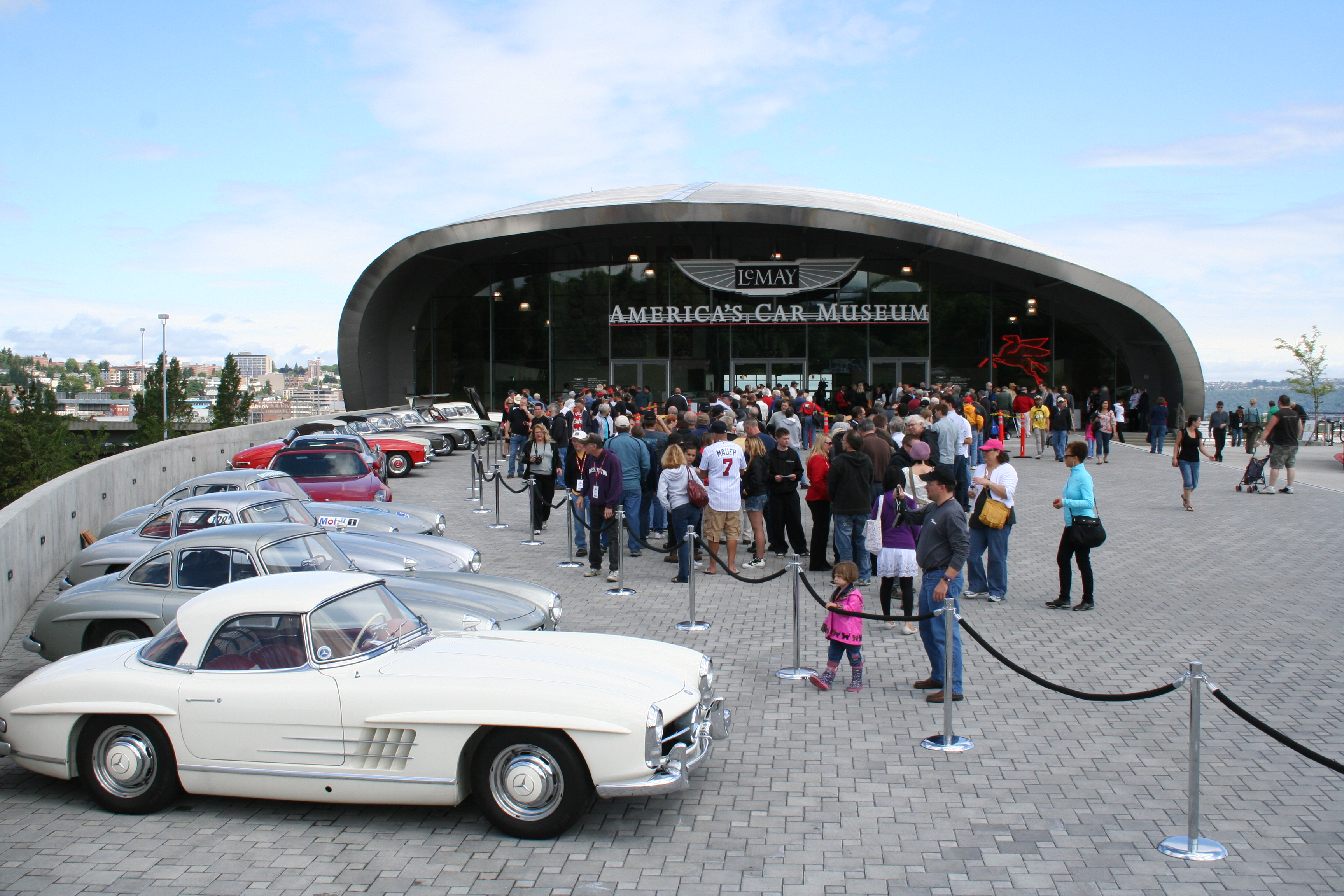Events Archive Americas Car Museum - Classic car museums in usa