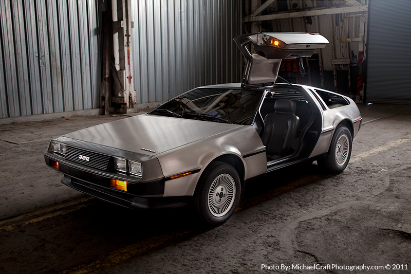 if cars could talk delorean the man and the car. Black Bedroom Furniture Sets. Home Design Ideas