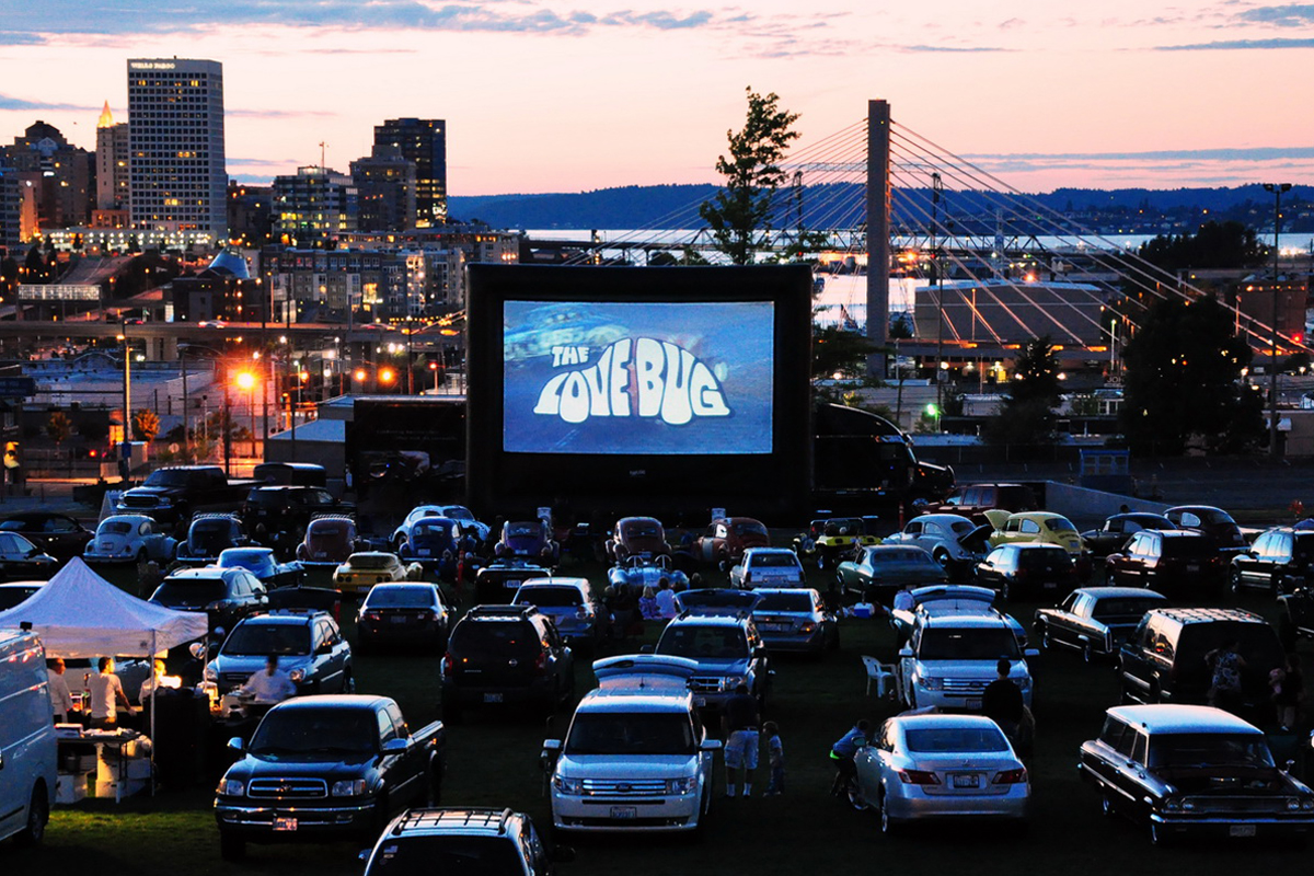 Outdoor Movies in Tacoma