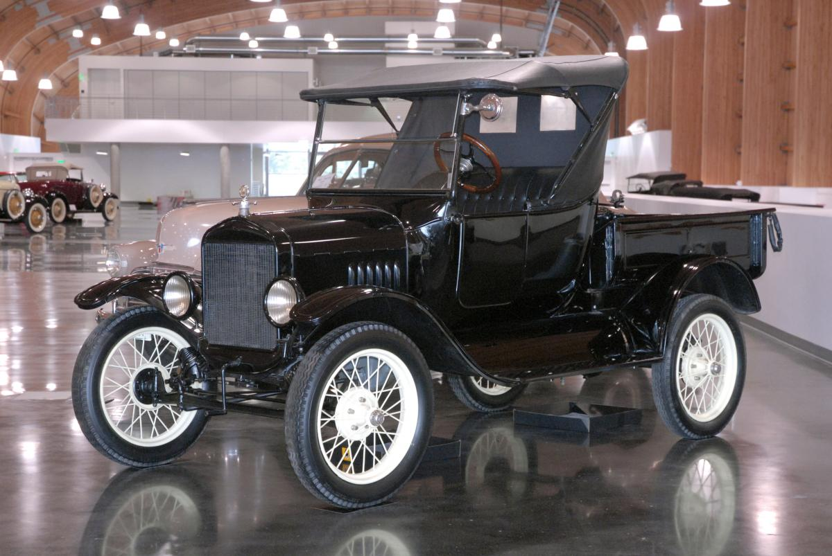 Ford Model T Town Car For Sale
