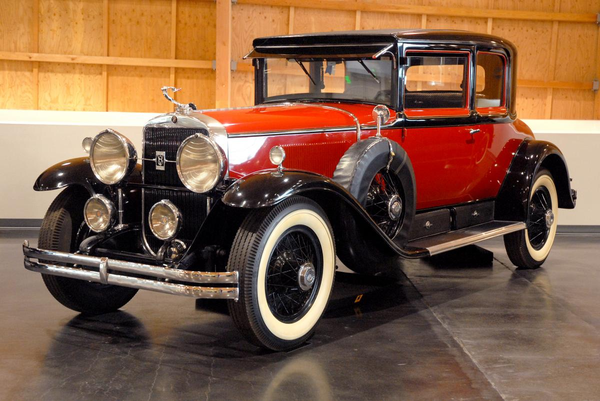 Collection | America's Car Museum