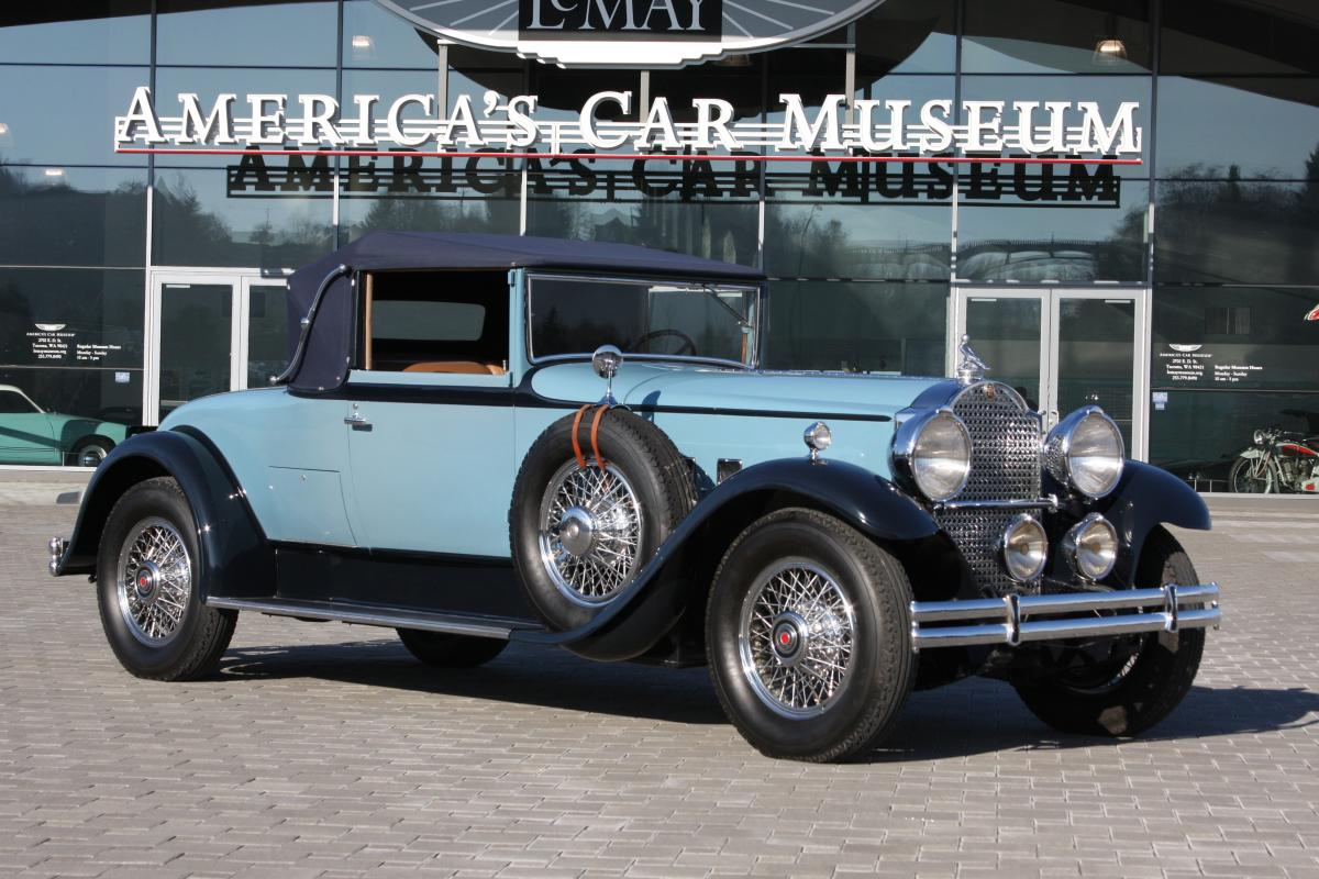 Collection | America\'s Car Museum
