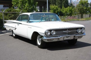 1960 Chevrolet Bel Air Sport Coupe