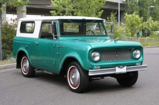 1962 International Harvester Scout 80