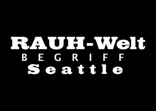 Rauh-Welt Begriff Seattle