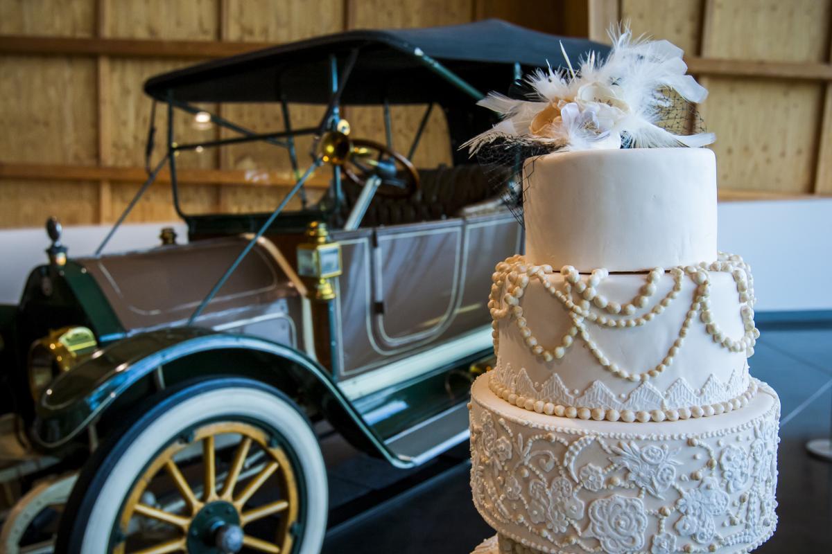 Weddings | America\'s Car Museum