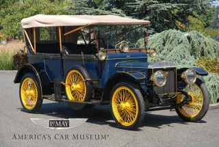 1913 Daimler Type 20 Touring