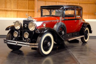 1929 Cadillac Series 321B Victoria Coupe