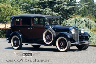 1930 Lincoln Model L Custom Town Car