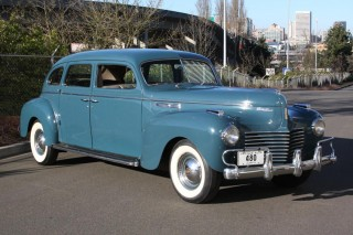 1940 Chrysler Crown Imperial Limousine
