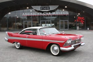 "1958 Plymouth Belvedere ""Christine"""