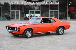 1969 Chevrolet Camaro SS Sport Coupe