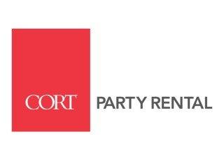Cort Party Rental