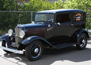 1932 Ford Delivery Sedan