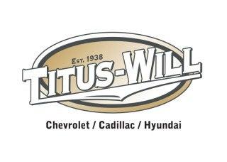 Titus-Will Chevrolet / Cadillac / Hyundai